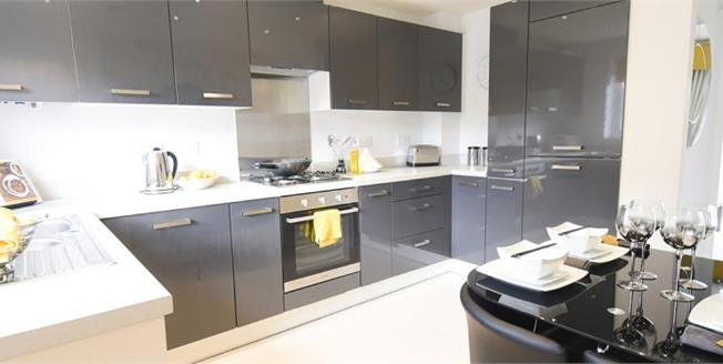 Guide Price £217,500, 3 Bedroom End of Terrace House For Sale in Somerset, TA6