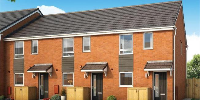 Guide Price £179,950, 2 Bedroom Terraced House For Sale in Somerset, TA6