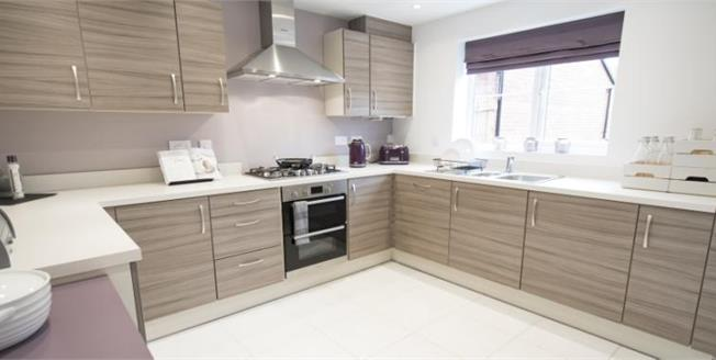 Guide Price £249,995, 4 Bedroom Semi Detached House For Sale in Somerset, TA6