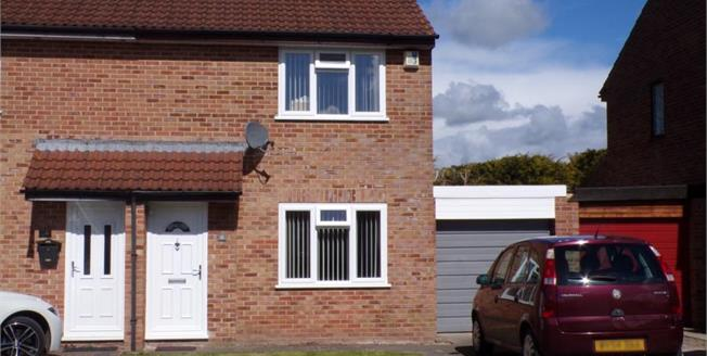 Guide Price £184,950, 2 Bedroom Semi Detached House For Sale in East Huntspill, TA9
