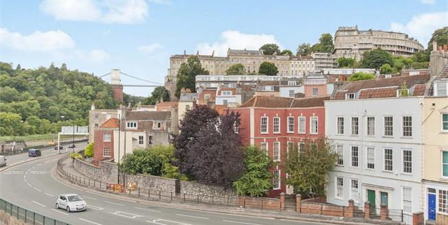 Asking Price £645,000, 5 Bedroom Terraced House For Sale in Bristol, BS8