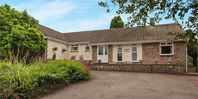 Asking Price £675,000, 4 Bedroom Detached House For Sale in Easton-in-Gordano, BS20