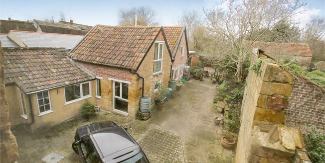 Offers in excess of £375,000, 3 Bedroom Terraced Cottage For Sale in Martock, TA12