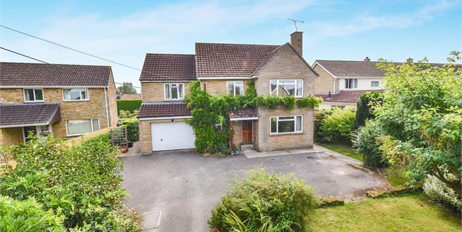 Guide Price £440,000, 6 Bedroom Detached House For Sale in Tintinhull, BA22