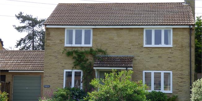 Offers in excess of £300,000, 4 Bedroom Link Detached House For Sale in Bower Hinton, TA12