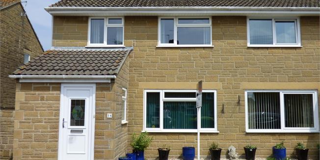 Asking Price £190,000, 3 Bedroom Semi Detached House For Sale in Stoke-Sub-Hamdon, TA14