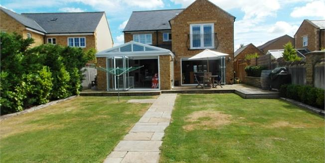 Offers in excess of £400,000, 4 Bedroom Detached House For Sale in Martock, TA12