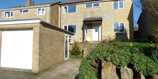 Offers in excess of £235,000, 3 Bedroom Detached House For Sale in Stoke-Sub-Hamdon, TA14