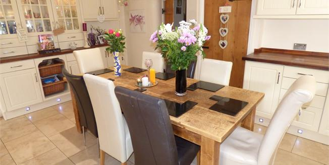 Offers in excess of £285,000, 3 Bedroom Semi Detached House For Sale in Martock, TA12