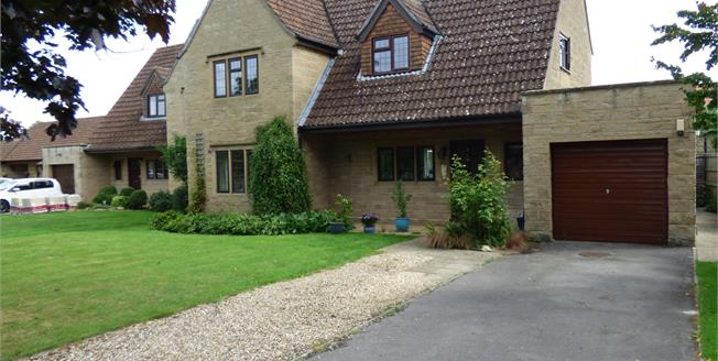 Offers Over £400,000, 5 Bedroom Detached House For Sale in Martock, TA12
