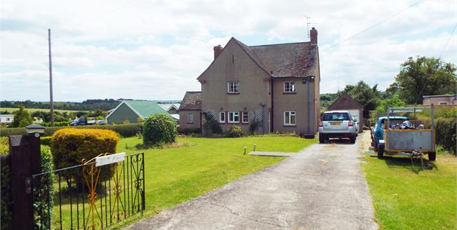 Asking Price £299,950, 3 Bedroom Detached House For Sale in Catsgore, TA11