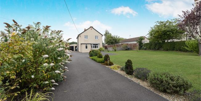 Asking Price £385,000, 4 Bedroom Detached House For Sale in Langport, TA10