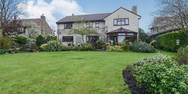 Asking Price £499,950, 5 Bedroom Detached House For Sale in Barton St. David, TA11