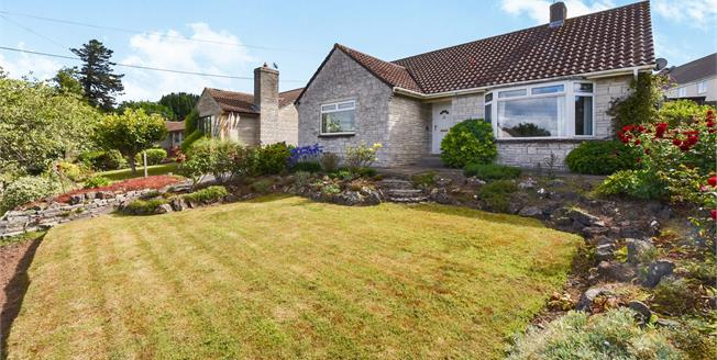 Asking Price £250,000, 3 Bedroom Detached Bungalow For Sale in Langport, TA10