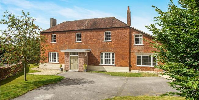 Asking Price £795,000, 5 Bedroom Detached House For Sale in Westbury, BA13