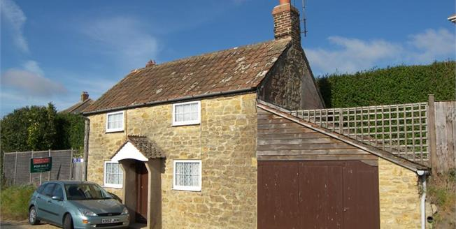 £190,000, 2 Bedroom Detached House For Sale in Shepton Beauchamp, TA19