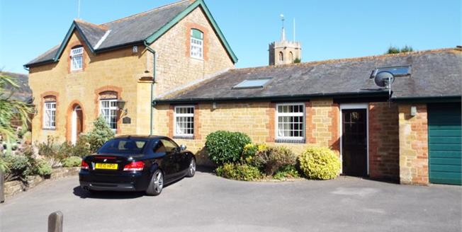Guide Price £459,950, 4 Bedroom Detached House For Sale in South Petherton, TA13