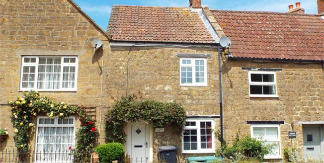£182,500, 2 Bedroom Terraced Cottage For Sale in Seavington, TA19