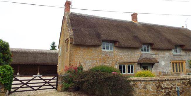 £345,000, 2 Bedroom Semi Detached House For Sale in Seavington, TA19