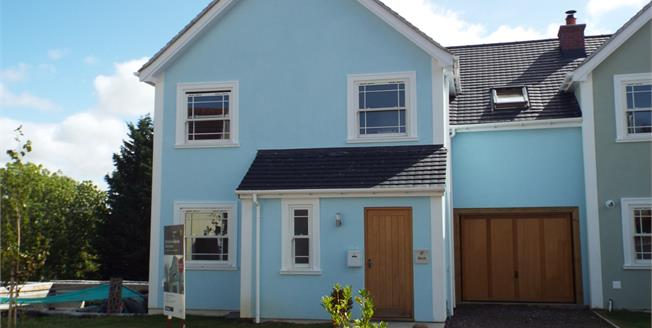 Guide Price £299,950, 4 Bedroom Semi Detached House For Sale in Tatworth, TA20