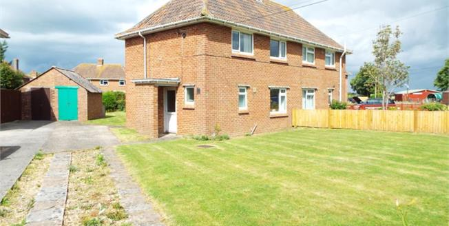£165,000, 3 Bedroom Semi Detached House For Sale in South Petherton, TA13