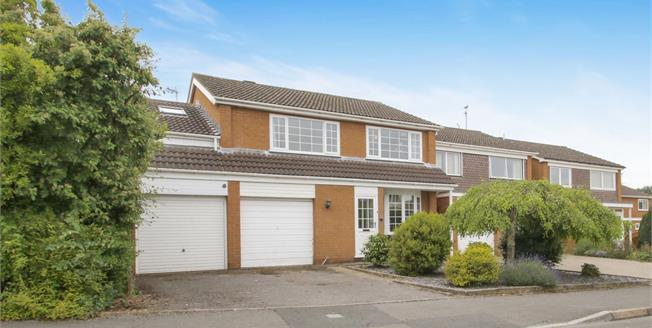 Asking Price £340,000, 4 Bedroom Detached House For Sale in Taunton, TA1