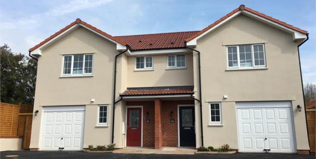 Asking Price £220,000, 3 Bedroom House For Sale in Taunton, TA2