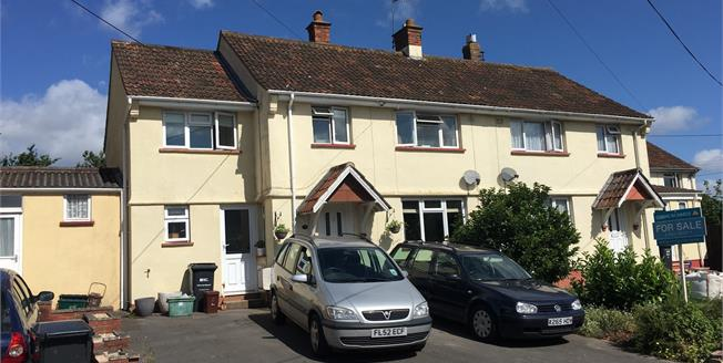 Asking Price £195,000, 4 Bedroom Semi Detached House For Sale in Tonedale, TA21