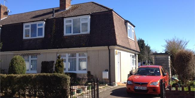 Offers Over £95,000, 2 Bedroom Maisonette For Sale in Taunton, TA2