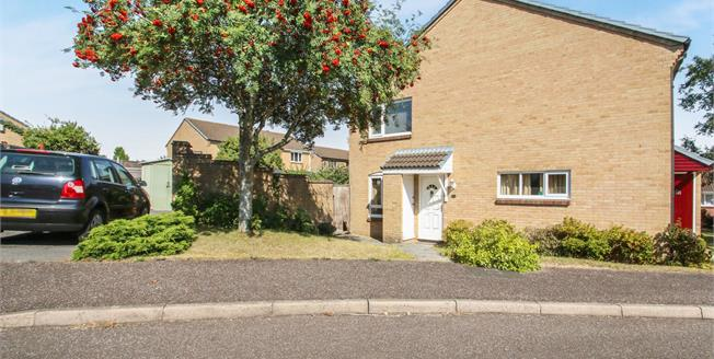 Asking Price £125,000, 1 Bedroom End of Terrace House For Sale in Taunton, TA1