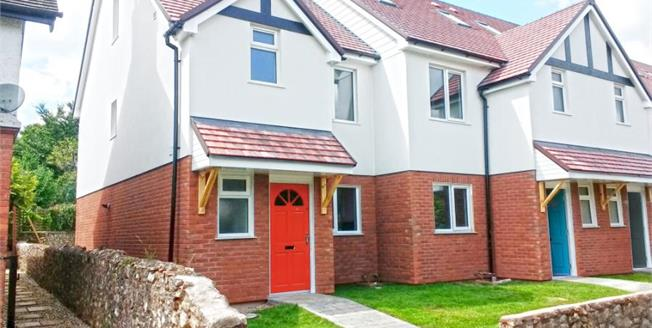 Fixed Price £275,000, 3 Bedroom End of Terrace House For Sale in Wellington, TA21
