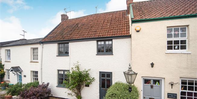 Asking Price £340,000, 3 Bedroom Terraced House For Sale in North Curry, TA3