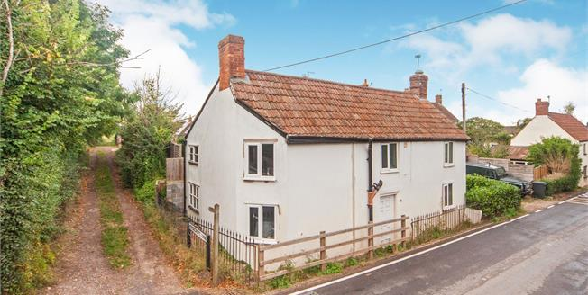 Offers in the region of £210,000, 3 Bedroom Detached Cottage For Sale in North Curry, TA3
