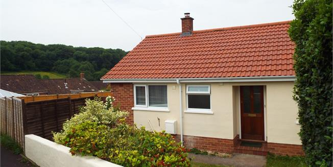 Asking Price £215,000, 2 Bedroom Semi Detached Bungalow For Sale in Wells, BA5