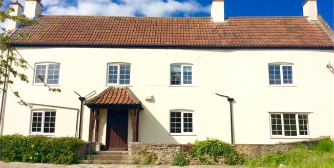 £570,000, 5 Bedroom Detached House For Sale in Westbury Sub Mendip, BA5