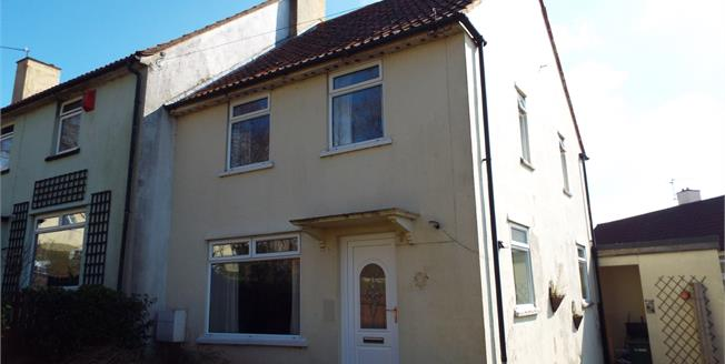 Offers in the region of £200,000, 3 Bedroom Semi Detached House For Sale in Wells, BA5
