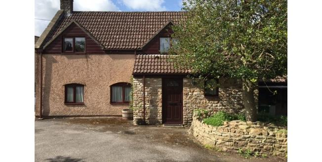 Guide Price £435,000, 3 Bedroom Detached Cottage For Sale in Wookey Hole, BA5