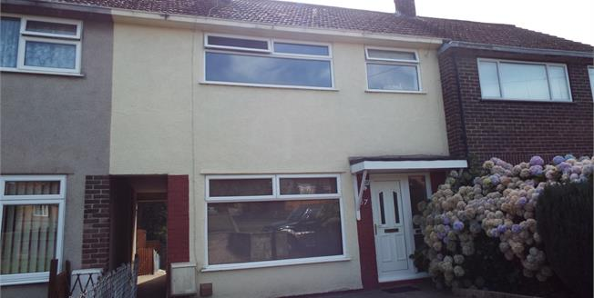 Asking Price £220,000, 3 Bedroom Terraced House For Sale in Wells, BA5