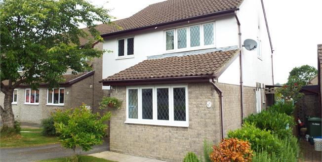 Offers in the region of £255,000, 4 Bedroom Detached House For Sale in Shepton Mallet, BA4