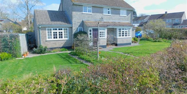 Asking Price £335,000, 3 Bedroom Detached House For Sale in Baltonsborough, BA6