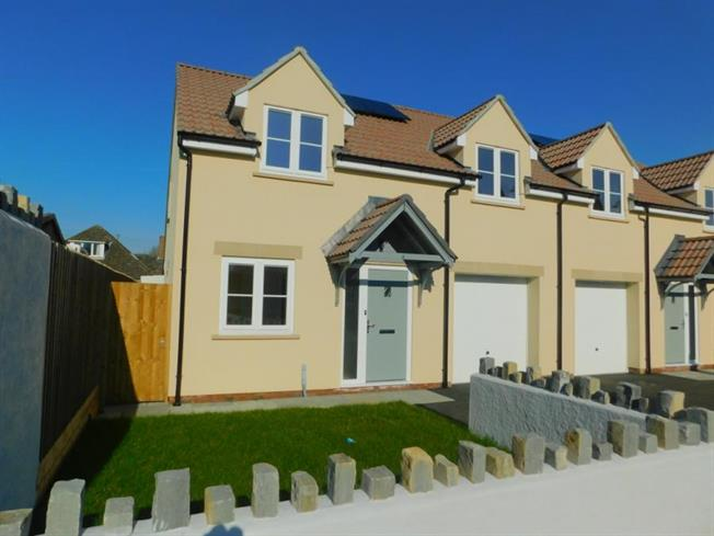 3 Bedroom Semi Detached House For Sale In Glastonbury For