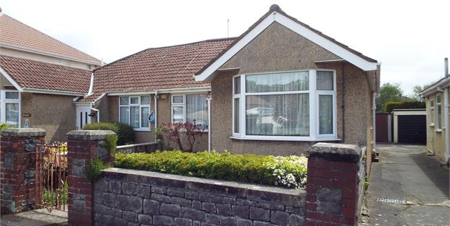 Asking Price £175,000, 2 Bedroom Semi Detached Bungalow For Sale in Weston-super-Mare, BS22