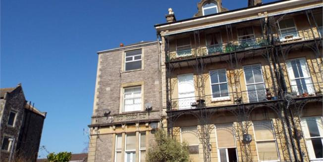 Guide Price £100,000, 2 Bedroom Flat For Sale in Weston-super-Mare, BS23