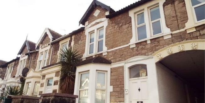 Offers in excess of £80,000, 1 Bedroom Flat For Sale in Weston-super-Mare, BS23