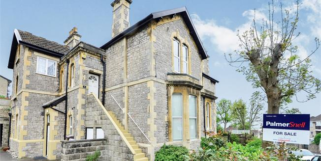 Asking Price £140,000, 2 Bedroom Flat For Sale in Weston-super-Mare, BS23