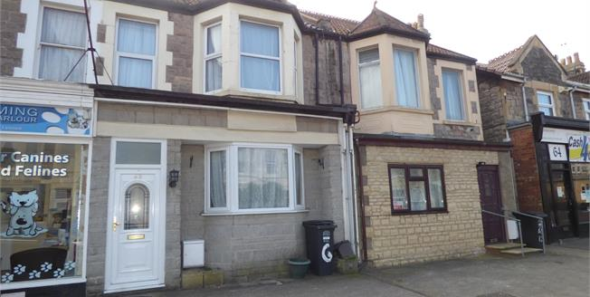 Offers in excess of £95,000, 2 Bedroom Flat For Sale in Weston-super-Mare, BS23
