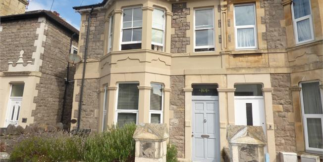 Asking Price £107,500, 2 Bedroom Flat For Sale in Weston-super-Mare, BS23