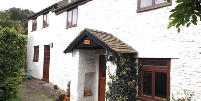Guide Price £295,000, 2 Bedroom Detached Cottage For Sale in Frenchay, BS16