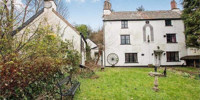 Guide Price £775,000, 4 Bedroom For Sale in Hambrook, BS16
