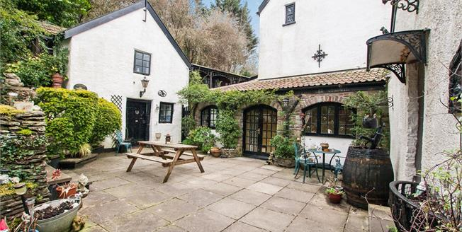 Guide Price £775,000, 4 Bedroom House For Sale in Hambrook, BS16